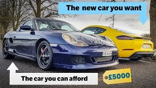 Download Awesome Affordable Cars: 986 Porsche Boxster S Video
