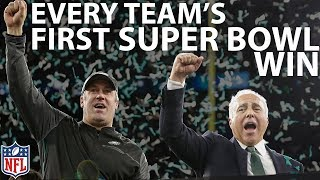 Download Every Team's First Super Bowl Win | NFL Highlights Video