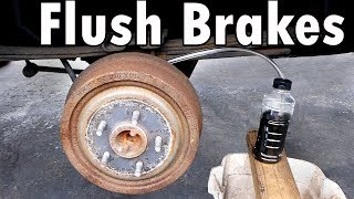Download How to do a Complete Brake Flush and Bleed Video