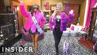 Download Queen Of Versailles Closet In Orlando | Bonkers Closets Video