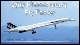 Download Why Planes Don't Fly Faster Video