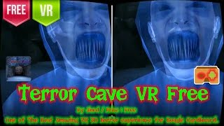 Download Terror Cave VR Free - One of The Best Amazing VR 3D horror experience for Google Cardboard. Video