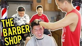 Download THE ASIAN BARBERSHOP (Hairstyles for Asian Men) Video