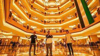 Download 4 BILLION DOLLAR HOTEL MADE OF GOLD! Video