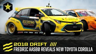 Download 2018 DRIFT | Fredric Aasbø Reveals New Toyota Corolla Video