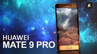 Download Huawei Mate 9 Pro: Top Features Video