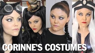 Download 8 Easy Costumes for Badass Ladies, Corinne's Costume Closet Video