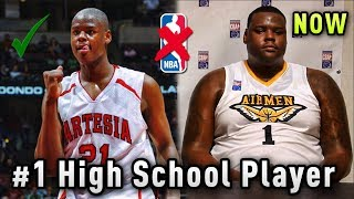 Download He Was The #1 HIGH SCHOOL Player But NEVER Played A Single NBA Game! Video