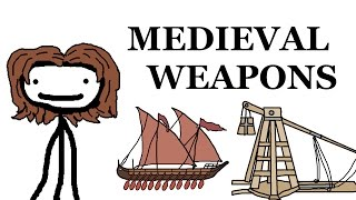 Download Creative Weapons of the Medieval Era Video