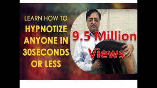 Download Hypnotize Anyone Easily in 30 Seconds or Less Video