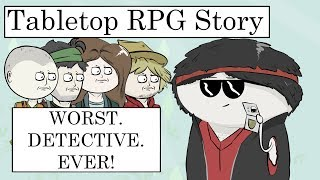Download Tabletop RPG Story: The WORST Detective In the World! From Dresden Files RPG Video