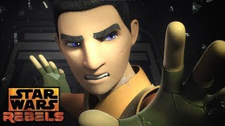 Download Family Reunion and Farewell: Ezra and Thrawn | Star Wars Rebels | Disney XD Video