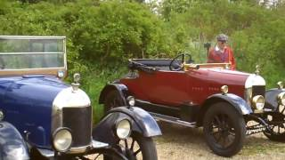 Download A Bullnose Morris Rally in East Sussex - 2016 Video