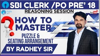 Download How To Master Puzzle & Seating Arrangement | Radhey sir | Call us 8750016167 Video