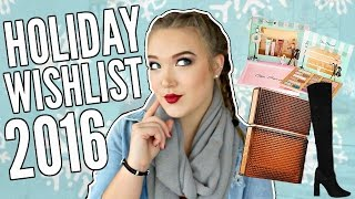 Download What I Want For Christmas // Holiday Gift Guide! | Cicily Boone Video