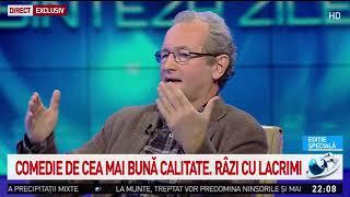 """Download Dan Puric, despre monștrii sacri ai comediei românești: """"A fost o specie. A dispărut"""" Video"""