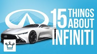 Download 15 Things You Didn't Know About INFINITI Video