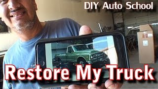 Download I WANT My Old Truck Restored LIke New, But Don't Want To Pay For It! Video