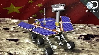 Download China Has a Rover on the Moon & Here's What It Found Video