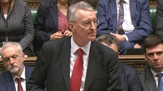 Download Hilary Benn's Impassioned Speech Ahead Of Syria Airstrikes Vote Video