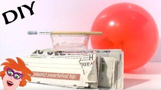 Download Paper mache balloon - papier mache ballon Video