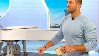 Download T + T+ T + T = Tim Tebow Toast Toss Video