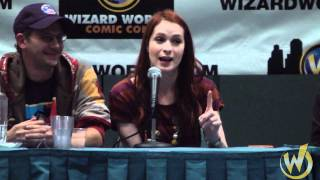 Download Chicago Comic Con 2011 - Rock Jocks Panel Featuring Felicia Day Part 2 Video