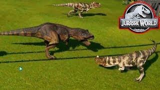 Download SANDBOX MODE! - Jurassic World Evolution #11 Video