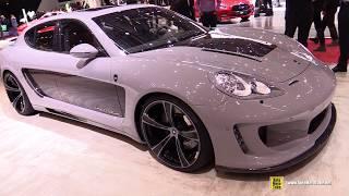 Download 2016 Porsche Panamera Turbo Gemballa Mistrale - Exterior Interior Walkaround Video