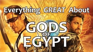 Download Everything GREAT About Gods of Egypt! Video
