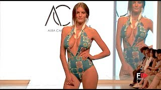 Download THE LINK Designers of Tomorrow - ALBA CARELLI SS 2018 Maredamare 2017 Florence - Fashion Chan Video