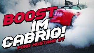 Download JP Performance - Boost im Cabrio! | Ford Mustang GT Cabrio Video