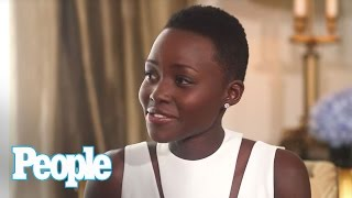 Download Lupita Nyong'o Meets Her Beauty Icon, Alek Wek | People Video
