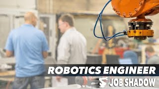 Download Are you interested in a career in robotics engineering? Video