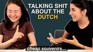Download Talking SHIT about the NETHERLANDS... but even the bad things aren't that bad... Video
