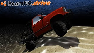 Download BeamNG.drive - WATERPROOF VEHICLES Video