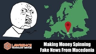 Download How people in Macedonia Are Making money Spinning Fake news Stories Video