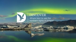 Download Where to see the northern lights in Iceland Video