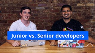 Download What's the difference between Junior & Senior developers? Video