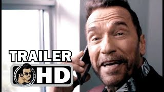 Download KILLING GUNTHER Official Trailer (2017) Arnold Schwarzenegger Action Comedy Movie HD Video