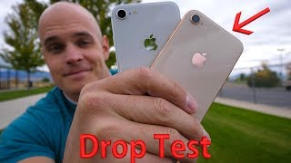 Download iPhone 8 DROP TEST!! - 'Most Durable Glass' Ever? Video