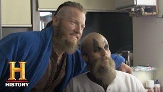 Download Vikings: Toronto Blue Jay Josh Donaldson Becomes Hoskuld The Viking Warrior | History Video