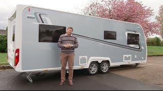 Download The Practical Caravan Compass Camino 660 review Video