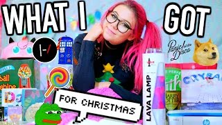 Download What I got for Christmas 2016! Bands, Fandoms, and More Video