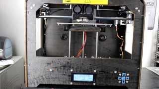 CtC 3d Printer Review -Makerbot Replicator Fake- [HD] [GER-ENG]+