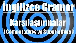 Download İngilizce'de karşılaştırmalar ( Comparatives ve Superlatives ) Video