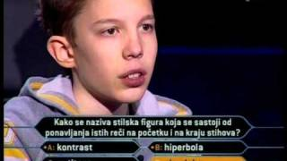 Download MILIONER-KLINAC OTVORIO MILIONSKO PITANJE pt.2 Video