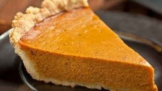 Download How to Make an Easy Pumpkin Pie - The Easiest Way Video
