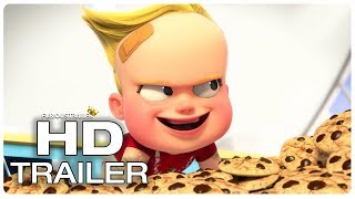Download THE BOSS BABY: BACK IN BUSINESS ″Crazy Cookie Baby″ Clip + Trailer (2018) Video
