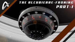 Download The Alcubierre-Froning Warp Drive part I   AsteronX Video